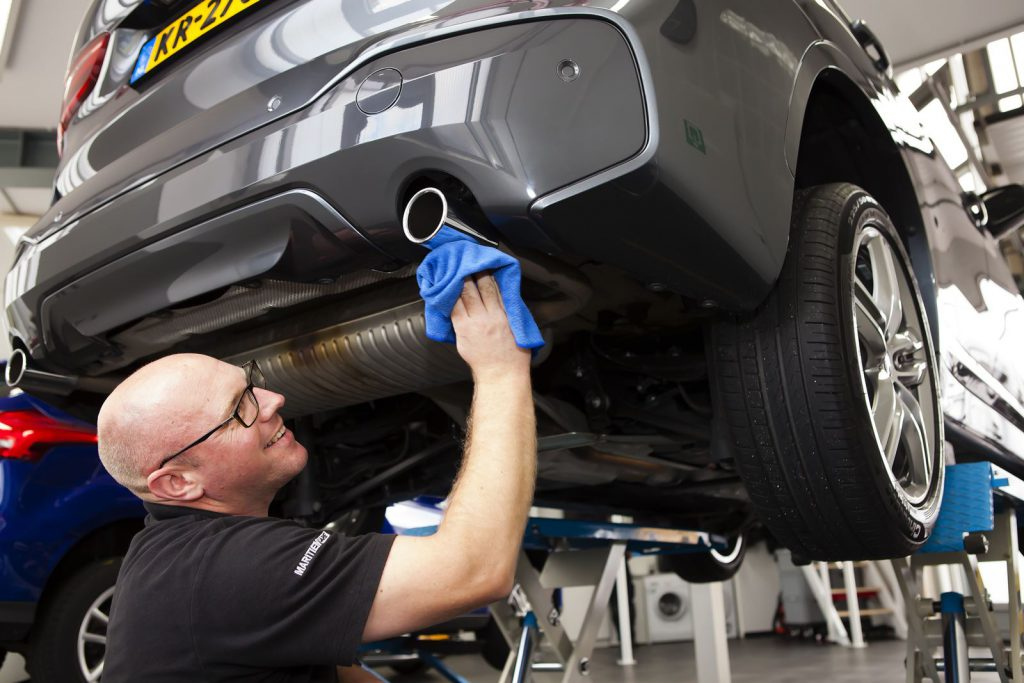 BMW X1 detailing