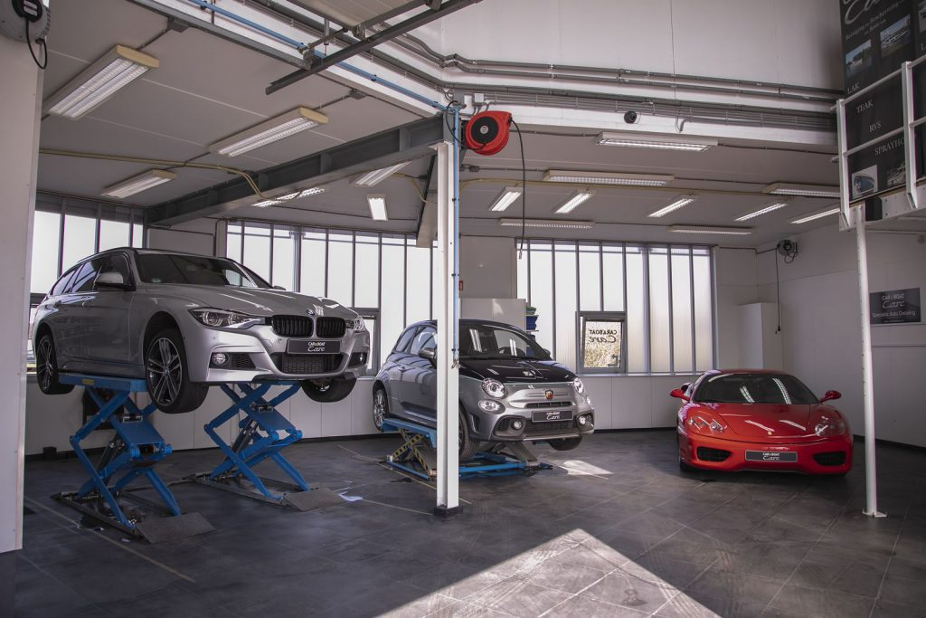 Werkplaats Car & Boat Care