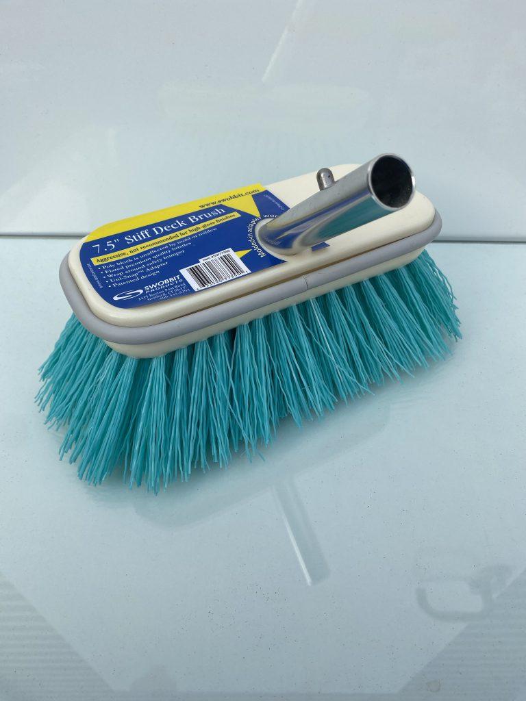 Swobbit dekborstel hard Car & Boat Products snap-in